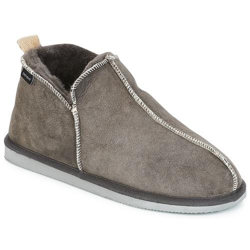 Shoes Men Slippers Shepherd ANDY Grey