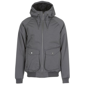 Clothing Men Jackets Volcom MASTER  COASTER Grey