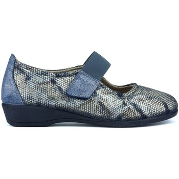 Shoes Women Flat shoes Vulladi Snake W 5468 Handwraps MARINE