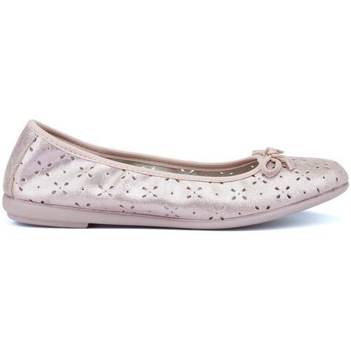 Shoes Women Flat shoes Vulladi HANDBAGS  TREBOL W PINK