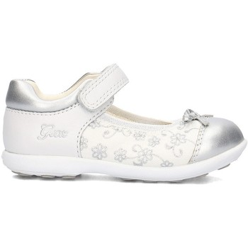 Shoes Children Flat shoes Geox Baby Jodie White