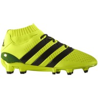 Shoes Children Football shoes adidas Originals Ace 161 Primeknit FG Junior Green