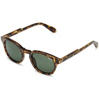 Watches Men Sunglasses Quay Australia Walk On Tortoise Sunglasses With Green Lens Brown