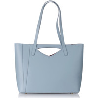 Bags Women Small shoulder bags Laura Moretti Handbag XAVIERA Sky blue Woman Autumn/Winter Collection Sky blue