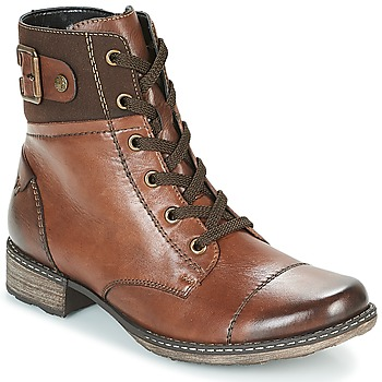 Shoes Women Mid boots Remonte Dorndorf SERAN Brown