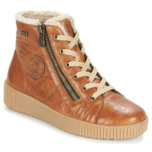 Shoes Women Hi top trainers Remonte Dorndorf SERNNA Brown