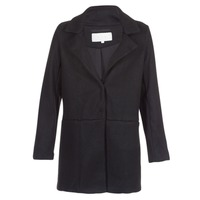 Clothing Women coats Vila VIDORY Black