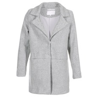Clothing Women coats Vila VIDORY Grey