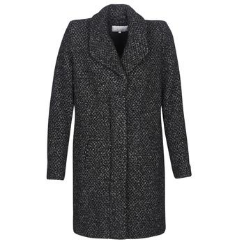 Clothing Women Coats Vila VICAT Black
