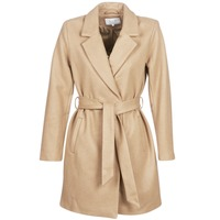 Clothing Women coats Vila VILUS Camel