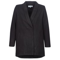 Clothing Women coats Vila VICAMDON Black