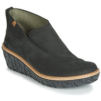 Shoes Women Shoe boots El Naturalista MYTH YGGDRASIL Black