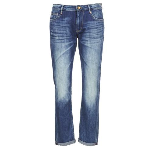 Clothing Women Boyfriend jeans Le Temps des Cerises HERITAGE Blue / Medium