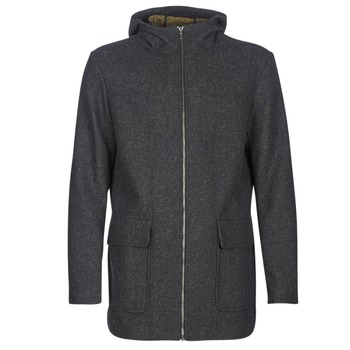Clothing Men coats Sisley FEDVUN Grey