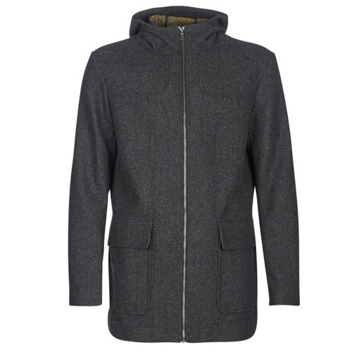 Clothing Men coats Sisley FEDVUN Grey