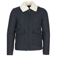 Clothing Men Coats Sisley FADVIN Grey