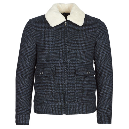 Clothing Men coats Sisley FADVIN Grey
