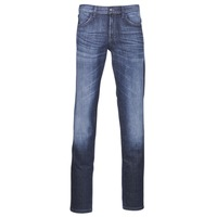 Clothing Men slim jeans Sisley FERMINON Blue