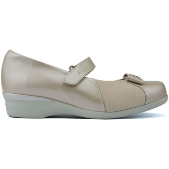 Shoes Women Flat shoes Dtorres LETINAS  ALMA W BEIGE