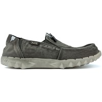 Shoes Men Loafers Dude FARTY M 11001 GREY