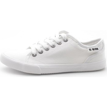 Shoes Women Low top trainers Big Star W274835 White