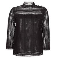 Clothing Women Tops / Blouses See U Soon TELICA Black