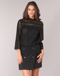 Clothing Women Tops / Blouses See U Soon TELICA Black