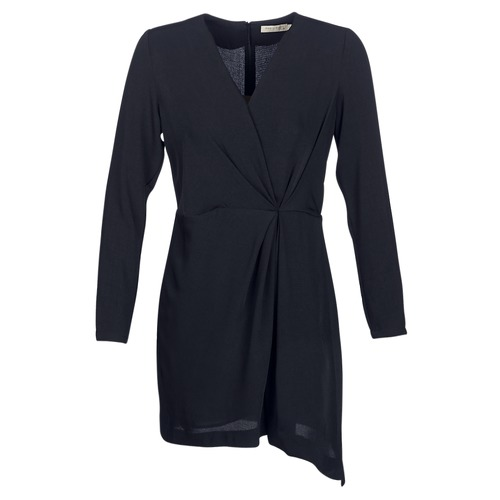 Clothing Women Short Dresses See U Soon TUNGURA Black