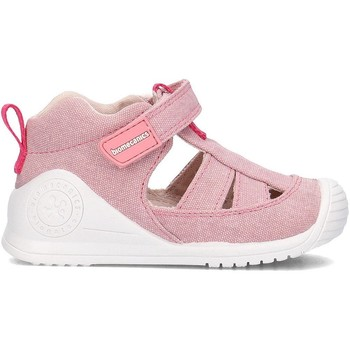 Shoes Children Hi top trainers Biomecanics 182122 Pink