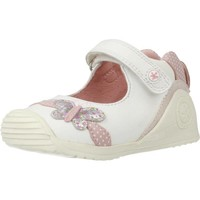 Shoes Girl Shoes Biomecanics 182134 White