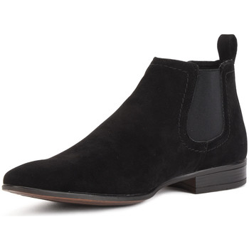 Shoes Women Mid boots Reservoir Shoes Point Toe Ankle Boots EMIL Black Man Spring/Summer Collection 2 Black