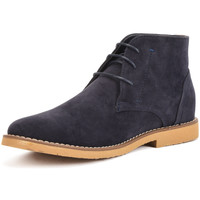 Shoes Women Mid boots Reservoir Shoes Ankle boots with round toe COLINE Navy blue Man Spring/Summer C Navy blue