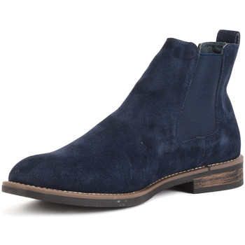 Shoes Women Mid boots Reservoir Shoes Ankel-Boots GAEL Navy blue H Navy blue