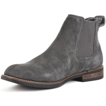 Shoes Women Mid boots Reservoir Shoes Chelsea ankle boots with round toe GAEL Grey Man Spring/Summer Grey