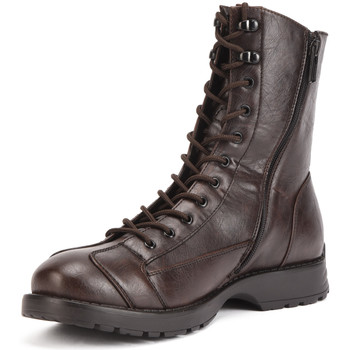Shoes Women Mid boots Reservoir Shoes Riding boots EDEN Brown Man Spring/Summer Collection 2018 Brown