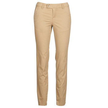 Clothing Women chinos LPB Woman SKIBLOU Beige