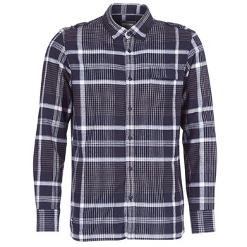 Clothing Men Long-sleeved shirts Oxbow CAMPO Marine