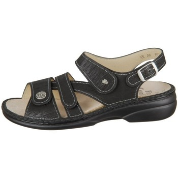 Shoes Women Sandals Finn Comfort Gomera Black