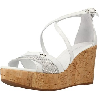 Shoes Women Sandals Nero Giardini P805690D White