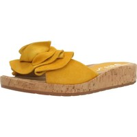 Shoes Women Sandals Unisa BAFAS KS Yellow