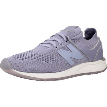 Shoes Women Low top trainers New Balance WRL247 SS Violet
