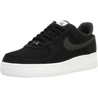 Shoes Women Trainers Nike AIR FORCE 1 &039;07 SE Black
