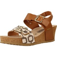 Shoes Women Sandals Mephisto LISSANDRA Brown
