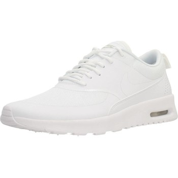 Shoes Women Low top trainers Nike AIR MAX THEA PRM White