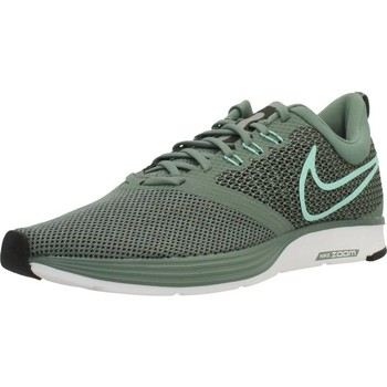Shoes Men Low top trainers Nike ZOOM STRIKE Green