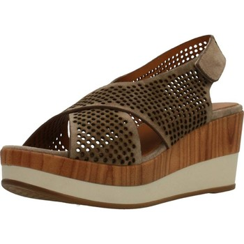 Shoes Women Sandals Alpe 3792 11 Brown