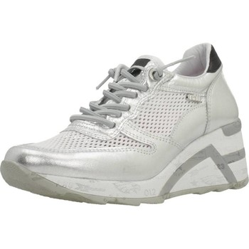 Shoes Women Trainers Cetti C1145 V18 Silver