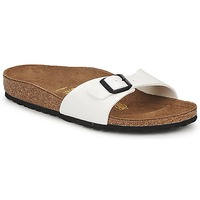 Shoes Women Mules Birkenstock MADRID White