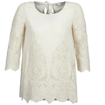 Clothing Women Tops / Blouses Stella Forest AELEZIG ECRU
