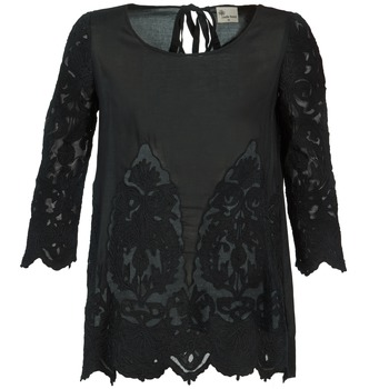 Clothing Women Tops / Blouses Stella Forest ALANE Black